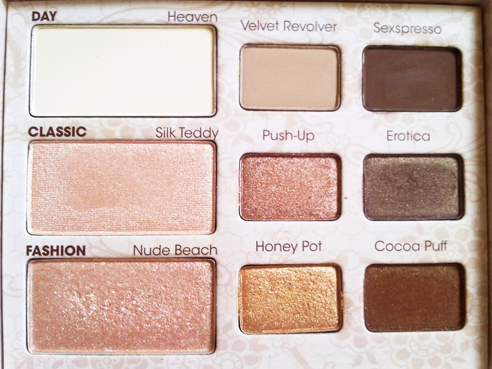 Too Faced Natural Eye Neutral Eye Palette